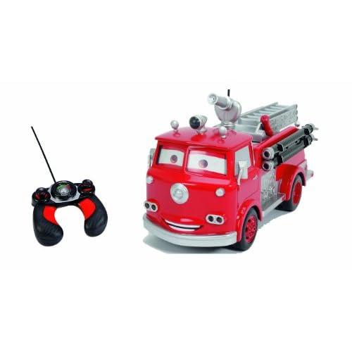 Majorette 213089549 radio commande cars camion - Camion pompier cars ...