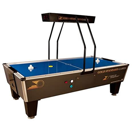 Amazon.com : Gold Standard Games Tournament Pro Elite Air Hockey ...
