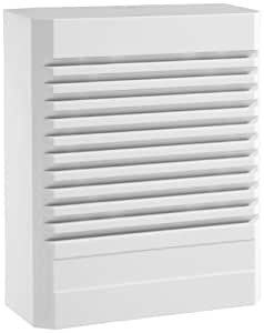 Abus 441257 FU9090 Privest - Sirena inalámbrica para interiores, color blanco
