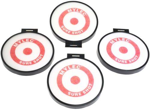NEW Zetterberg Mylec Goal Target Set, Black