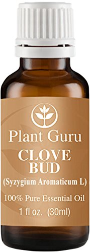 Clove Bud Essential Oil. 30 ml. (1 oz.) 100% Pure, Undiluted, Therapeutic Grade.