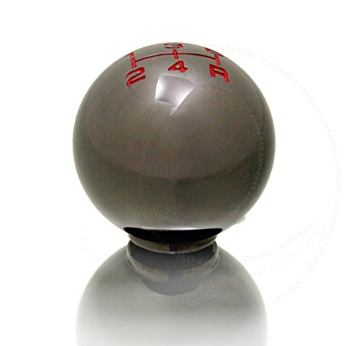 LT Sport 00842148185290 for Ford Aspire/Mustang/Taurus/Explorer Bronze 5-SPD Round Shift Knob