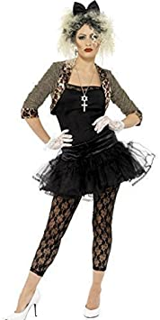 Mujer Madonna 80s 1980s Smiffys Disfraz - Todas Las Tallas ...