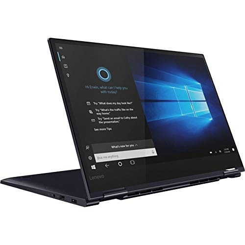 Lenovo Yoga 730 2 in 1 Laptop 15.6″ FHD Intel i5, 16GB RAM, 256GB SSD Touchscreen PC, 4 Cores up to 3.90 GHz, 1920×1080, Backlit, Fingerprint, Thunderbolt, USB-C, Flip-N-Fold, Pen Support, Win 10