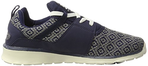 Mujer Zapatillas DC Shoes SE Heathrow Azul Navy SqwW1AZFR