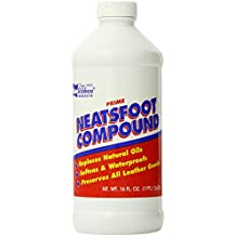 Blue Ribbon Neatsfoot Oil Leather Protector, 16 Fluid Ounce