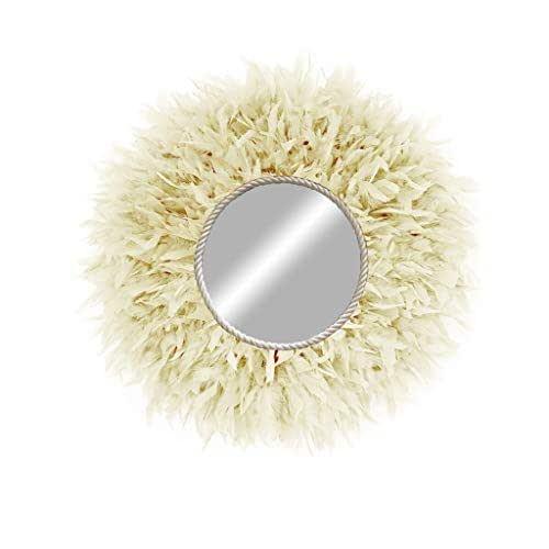 Juju hat espejo crema - Juju Mirror para decoración en pared estilo nórdico
