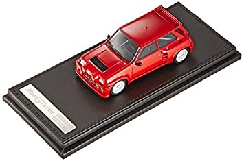 Head liner 1/43 Renault 5 MAXI turbo Red