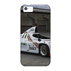 Ideal Luoxunmobile333 Cases Covers For Iphone 5c(porsche Le Mans Race Car), Protective Stylish Cases