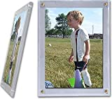 5x7 display case - BCW - 5 x 7 Photo Screwdown Holder - Photo, Trading Cards, Post Cards Display Case!
