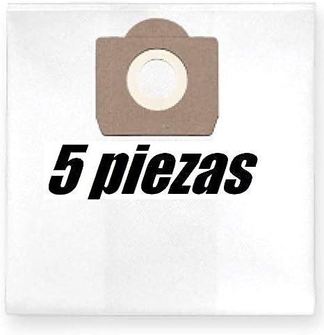 5x bolsas para aspirador tejido STIHL SE 61 (E), SE 62: Amazon.es: Hogar