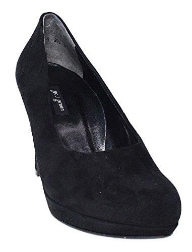 Paul Green - Damen Pumps - schwarz, Farbe:schwarz;Größe:40