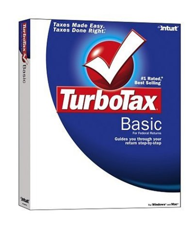 TurboTax Basic 2005 Win/Mac [Old Version]