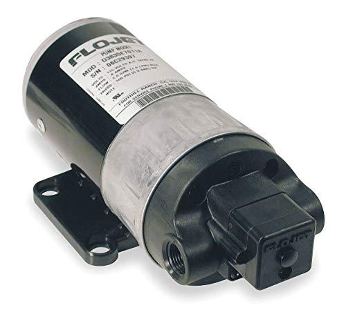 - Flojet Duplex Chamber Diaphragm General Industrial Pump, Voltage: 115, Polypropylene - D3835E7011A