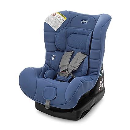 prestazione affidabile classico disponibilità nel Regno Unito Chicco 04079409590000 Ch.Eletta Comfort Seggiolino Auto, Blu