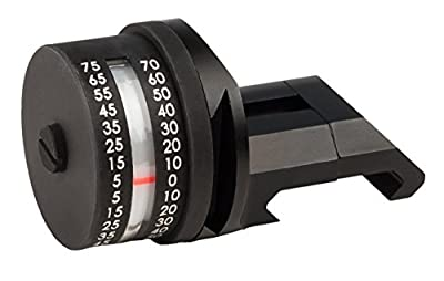 Nightforce Angle Degree Indicator w/ Mount RH For right-hand by Nightforce
