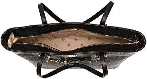 Guess portés épaule Black Noir Bags Sacs Hobo qwz6OqTr
