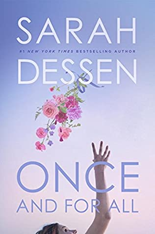 book cover of Once and for All