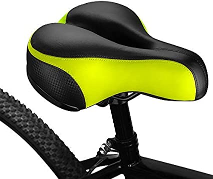 Bike Seat-Most Comfortable Memory Foam Waterproof Bike Saddle Bicycle Seat US