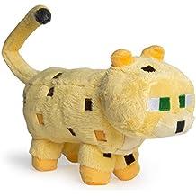 "JINX Minecraft 14"" Ocelot Plush Stuffed Toy (with Display Box)"