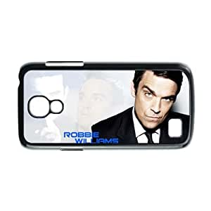 Generic Protective Back Phone Case For Children Print With Robbie Williams For Samsung Galaxy S4 Mini Choose Design 1