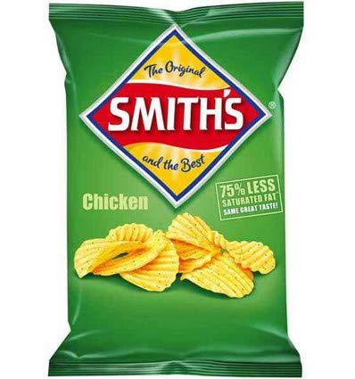 Smiths Chicken 45g x 15 - Crinkle Chips