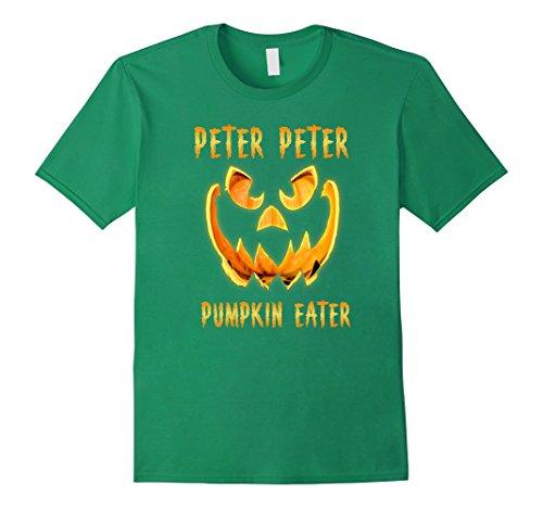 Green Costume Ideas (Mens Couples Halloween Costume Ideas Peter Peter Pumpkin Eater XL Kelly Green)
