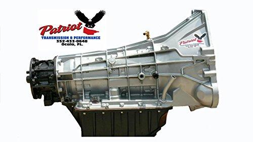4R100 4x4 F150 F 250 Stage 2 (4r100 Transmission)