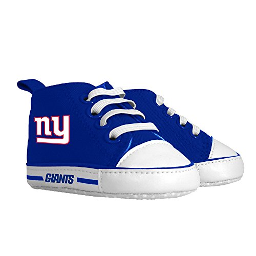 Baby Fanatic Pre-Walker Hightop, New York Giants