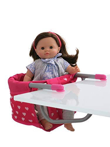 Doll Table Chair High Chair