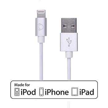 Amazon.com: Gear Beast Apple MFi Certified 6 feet Lightning to USB ...