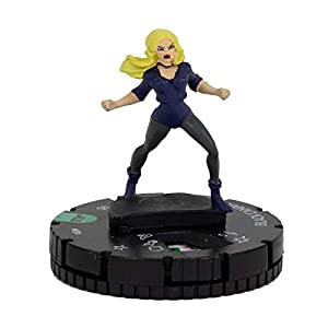 41NCE EEl9L. SS300 DC Heroclix - Justice League Unlimited: Black Canary #030