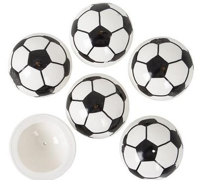 RIN (24) 1.75'' Soccer Ball Poppers ~ PARTY FAVOR ~ by RIN