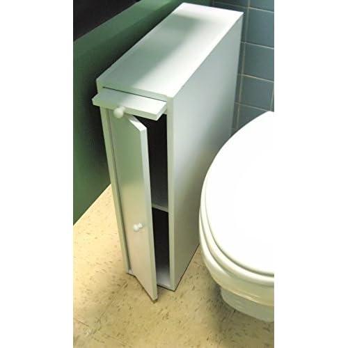 Narrow Bathroom Cabinet Amazon Com