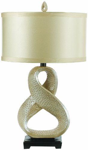 AF Lighting 7960-TL Blanca Table Lamp (Tl Candice Olson Collection)