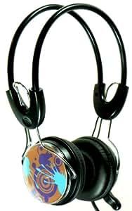 DJ Pro - Auriculares estéreo con micrófono