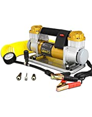 Giantz NEW 12V AIR COMPRESSOR 4X4 CAR TYRE DEFLATOR INFLATOR 200L/MIN PORTABLE