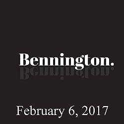 Bennington, February 6, 2017