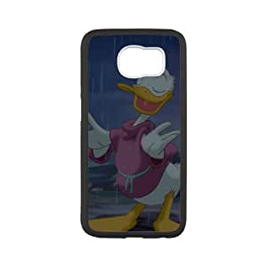 Samsung Galaxy S6 Cell Phone Case White Disney Mr. Duck Steps Out Character Daisy Duck L2995302