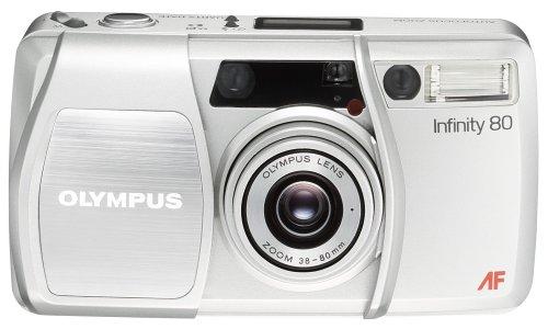 Olympus Infinity Zoom 80QD 35mm Film Camera 120555