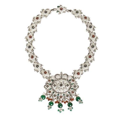 indien mariée Ensemble de bijoux de Distinction, bijoux fantaisie de qualité avec cristaux Swarovski, Janeo Bijoux