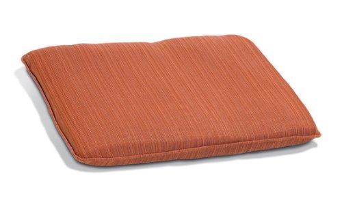 - Oxford Garden Backless Bench 2-Feet Cushion, Henna