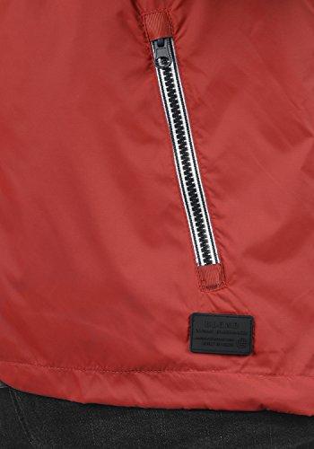 Pomp Giacca Con Da Red Blend Impermeabile A 73832 Giubbino Vento Giacche Nevi Cappuccio Uomo CggcW6P