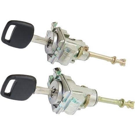 New Door Lock Cylinder Kit for Toyota Corolla Sienna 6905102090 6905202080