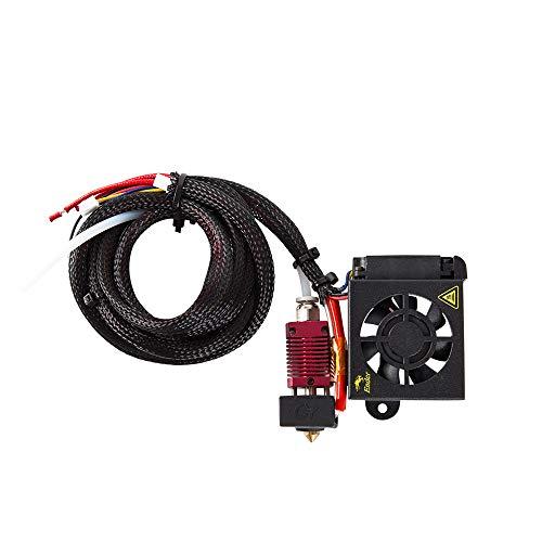 (Aibecy Creality 3D Ender-3 Official Full Assembled Extruder Kit 3D Printer Parts Accessories for/Ender-3s/ Ender-3 Pro 3D Printer )