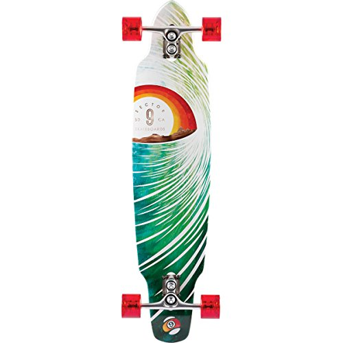 sector-9-horizon-complete-skateboard-green