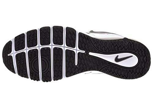 Fingertrap Max Tb para hombre Entrenadores 666410 zapatillas de deporte (uk 6 7 Nosotros Eu 40, Negr White / Black