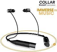 Mivi Collar Wireless Neck Band Bluetooth Earphone
