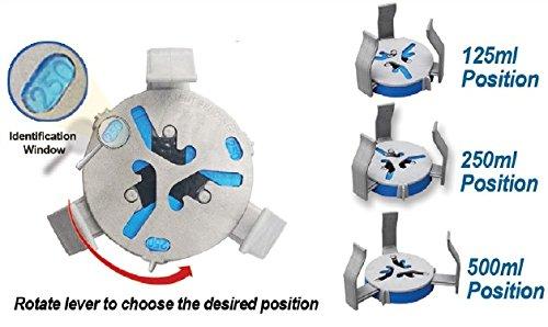 Benchmark Scientific Adjustable Magic Clamp Magnetic Flask Holder H1000-MR