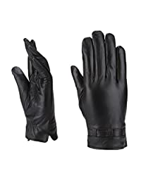 MoDA Men's Mr.Cincinnati Genuine Leather Gloves